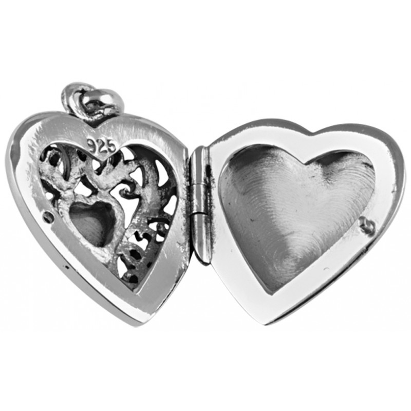Pt476 mother of pearl set filigree heart pendant on chain sterling pt476 mother of pearl set filigree heart pendant on chain sterling silver ari d norman mozeypictures Choice Image