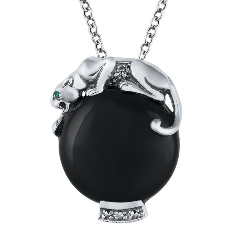 civil itm categories in metal box pendant america black chain new captain panther war necklace