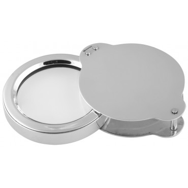 GT963   Pocket Magnifying Glass Sterling Silver Ari D Norman