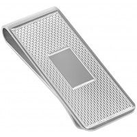 GT823   Money Clip Sterling Silver Ari D Norman