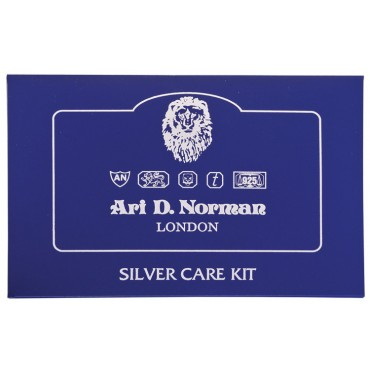 CLN104 - Silver cleaning kit