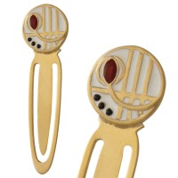 JGT36   Mackintosh Design Bookmark Jewelari of London
