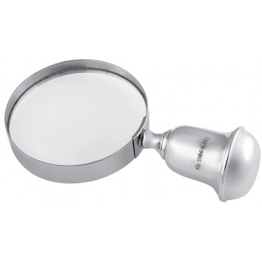 GT66   Magnifying Glass Sterling Silver Ari D Norman