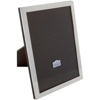 .925 Solid Sterling Silver Classic Collection Photo Frame made in UK Photo size  25cm x 20cm or 10 inch x 8 inch