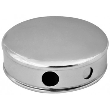 PB520   Ari D Norman Sterling Silver Victorian Inspired Design Sweetener Dispenser or Pill Box