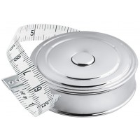 GT913   Tape Measure Sterling Silver Ari D Norman